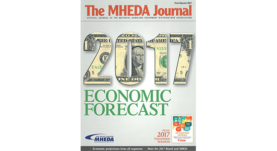David Iliff, CFO, Featured in the MHEDA Journal – First Quarter 2017